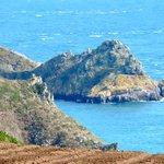 Miles of rugged coastal walks