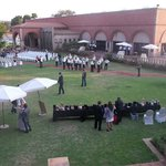 Function and play / braai areas