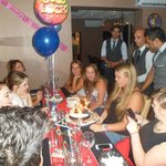 The perfect venue for a great party!!!....01299 877 448.