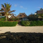 Chantauvent Guesthouse - View from the beach