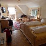 Super nice room!