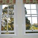 Room 9 sash window