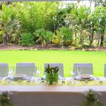 Your special day at the Palmco Garden Cafe