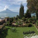 gardens at Atitlan