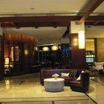 Hotel lobby - bar to rear