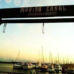 Acceso principal Marina