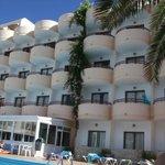 Foto de Complejo Costa Sur - Sol Post Hotel