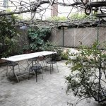 Private roof top patio/garden