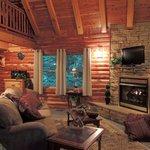 Cedar Log Cabin