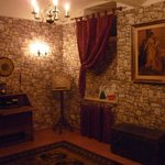 The Alchemist's chamber