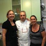 Chef Carlo and Berta were wonderful teachers