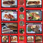 Our Menu ---95 % of our menu is Gluten Free