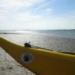 Proa del kayak