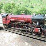 Steam in Eskdale