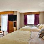 Deluxe Suite Two Queen Beds