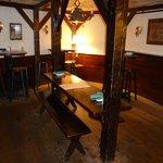 Old fashioned tavern