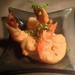 Jumbo Fried Shrimp with a Spicy Remoulade