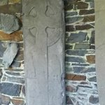 One of the many Celtic Crosses