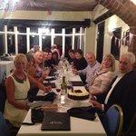 rays 60th birthday celebration at winterton