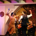 Los Gallos Tablao Flamenco, Seville, Spain