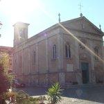 Santa Aurea in Piazza della Rocca, Ostia
