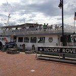 The Victory Rover provides two-hour tours of the Norfolk Naval Base and harbor areas