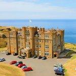 Camelot Castle Hotel Foto