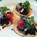 Black Lentil Tacos