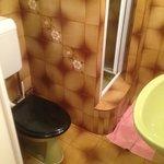 wc et douche