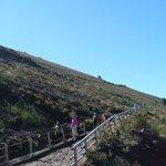 Mt Vesuvius path1