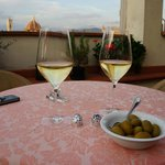 Happy hour at Pitti Palace