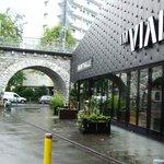 Shopping at the Viadukt