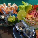 Ceviches y Cocteles