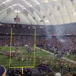 Panthers @ Vikings