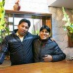 Wilbert y Jose - love working at Royal Inti