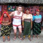 Kuna Tribe Visit