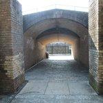inside of fort