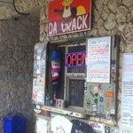 walkup window for Da Crack