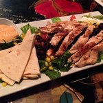 Santa Fe Grilled Chicken Salad.