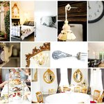 Victorian styled Tea Rooms with a modern twist