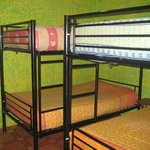 Our bunk beds
