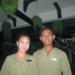 Friendly staff, always smiling