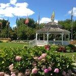 gardens at Windmill Island