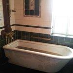 The tub.