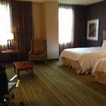 Queen Queen mini suite