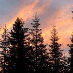 wuksachi at sunset