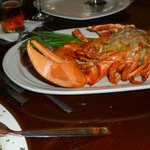 Gorgeous Stuffed Lobster