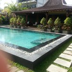 My one bed villa and pool