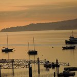 Ganges Harbor activity