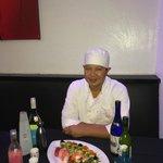 Sunny the Master Sushi Chef!!!